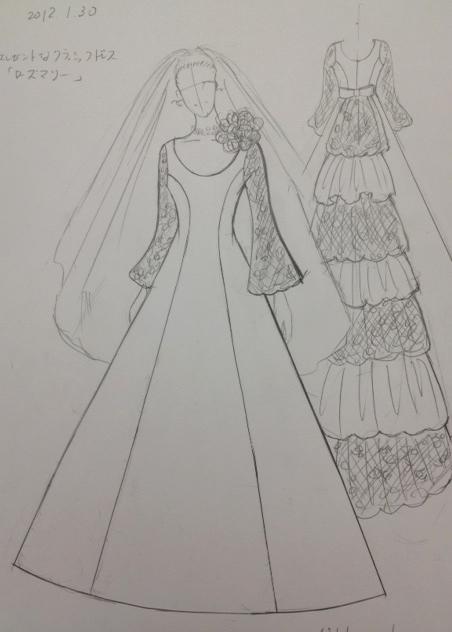 クラッシックドレス【ローズマリー】.jpg
