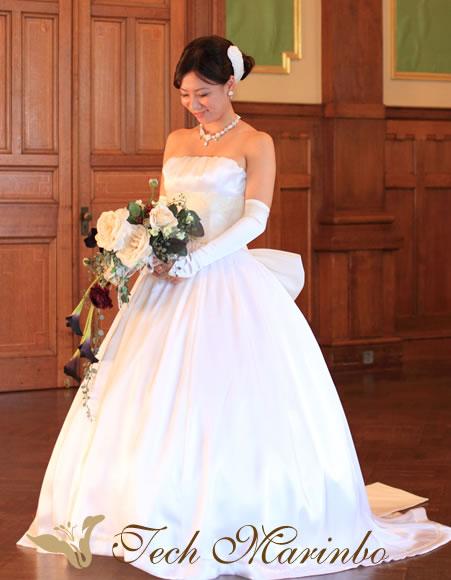 オーダーウェディングドレス【美の祭典】フロント.jpg